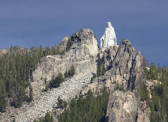 Butte, MT : Our Lady of the Rockies