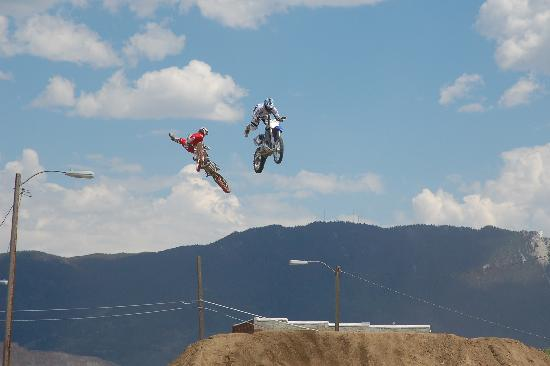 Butte, MT: Evel Knievel Days