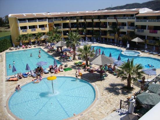 Каламаки, Греция: pools over A/B block
