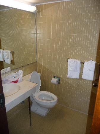 Quality Inn: bathroom 1