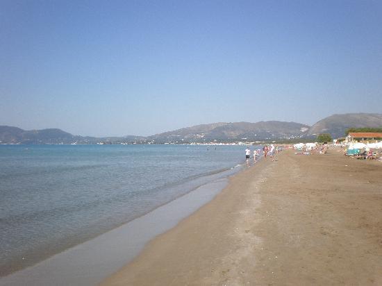 Каламаки, Греция: la plage