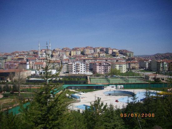 أنقرة, تركيا: Mal eine schöne seite vonAnkara