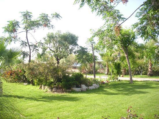 Gumuldur, Turkey: parc de l'hotel