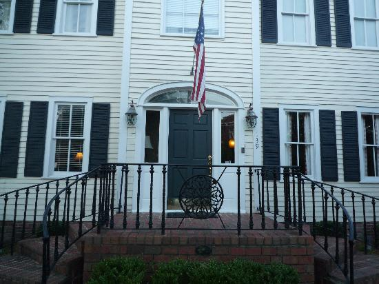 Aiken, SC: The Carriage House Inn
