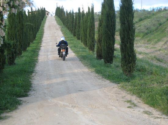 Manciano, Italia: ingresso alla Svolta