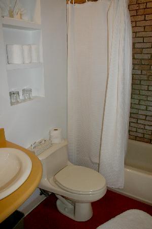 ذا بينتلي ساووثأمبتون: Bathroom