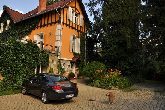 Uhu Villa Budapest