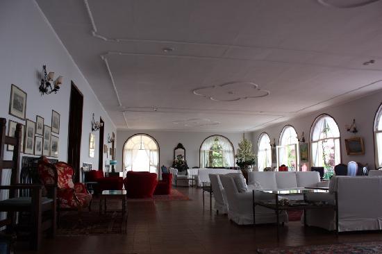 Cetraro, Italia: lobby