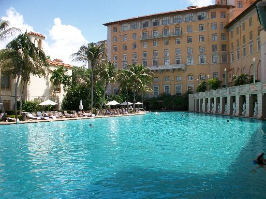 Der pool picture of the biltmore hotel miami coral for Pool show coral gables
