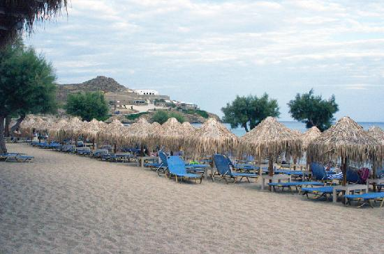 Paradise Beach Resort and Camping: Paradise Beach