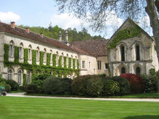 Hotel Athanor: Abbey Fontenay