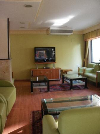 Grand Lukullus Hotel: lobby