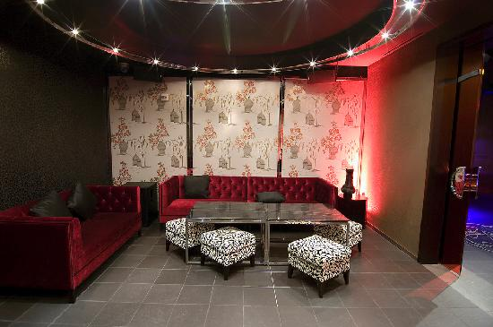 Infusion Lounge : The VIP Room is perfect for those smaller groups that want to enjoy their private event with som