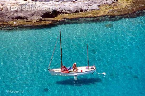 Villaggio Club Baia del Sole: voglia di fare il bagno solo in un mare così