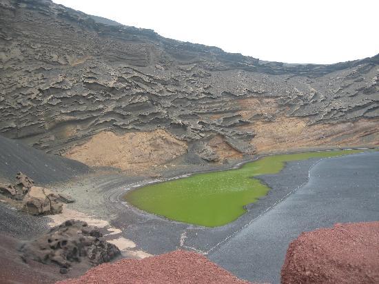 Lanzarote, Spain: Volcano tour