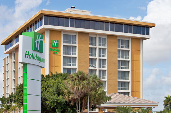 Holiday Inn Miami International Airport: Exterior