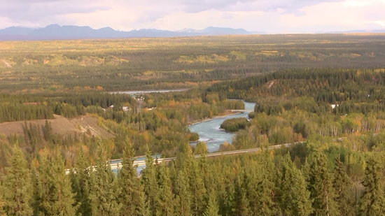 Copper River Princess Wilderness Lodge: wrangell st. elias
