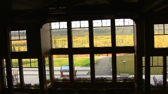 Copper River Princess Wilderness Lodge: lobby