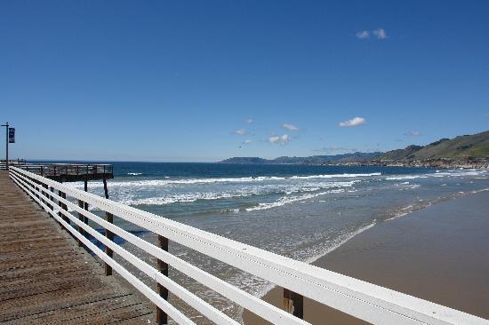 Jetée - Pismo Beach - CA