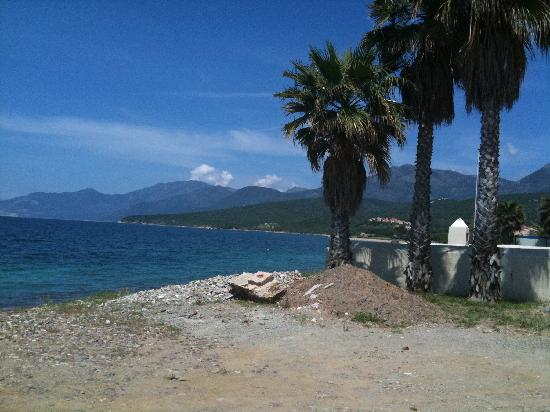 Costa d' Oru : the Bay of Saint Florent