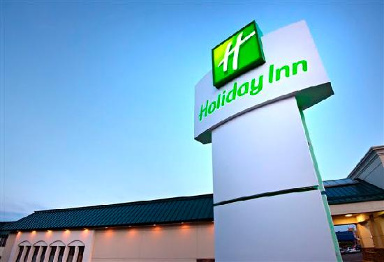 Holiday Inn Calgary - Macleod Trail South: New Signage