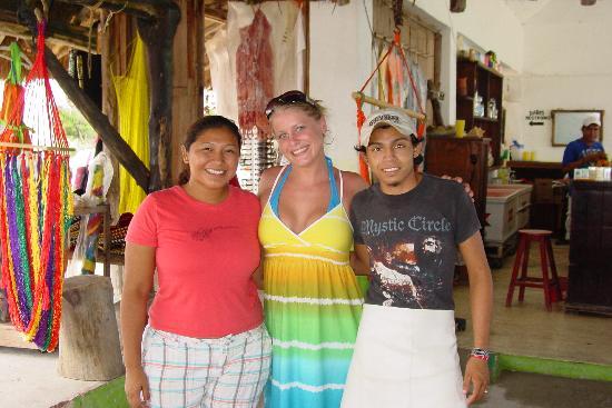 Playa Bonita: Service