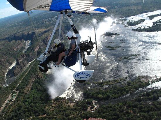 Batoka Sky : Microlight Flight Over Victoria Falls