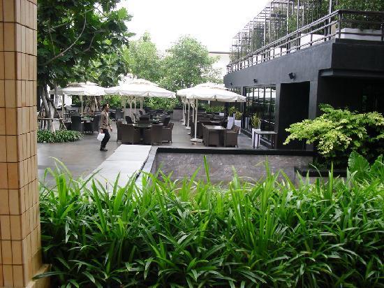 The Greenery Resort Khao Yai: Cafe
