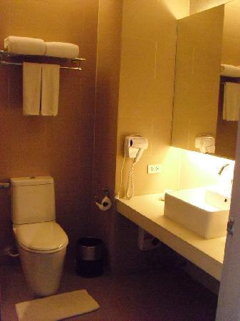The Greenery Resort Khao Yai: Toilet