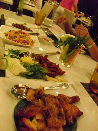 The Greenery Resort Khao Yai: Isan Dinner