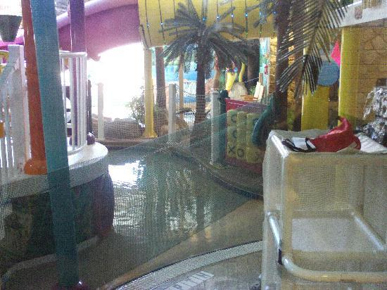 Quality Inn & Suites Rainwater Park: rainwater park we enjoyed it
