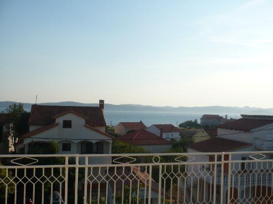 Simunic: terrazzo vista mare