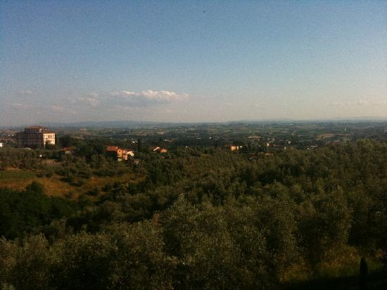 Agriturismo Borgo Casorelle: One of the views