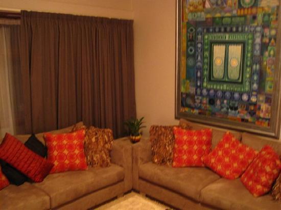 لايك لودج: living room