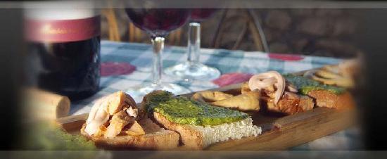 Villa Gesi: colazioni