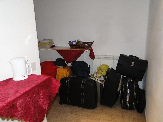 Vesta Residence : le couloir