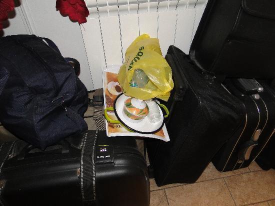 Vesta Residence : le stockage du ptit dej