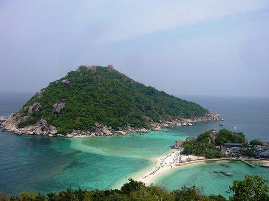 Ko Samui, Thailand: Ko Nangyuan