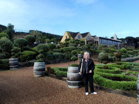 Waiheke Island, New Zealand: Mudbrick Winery