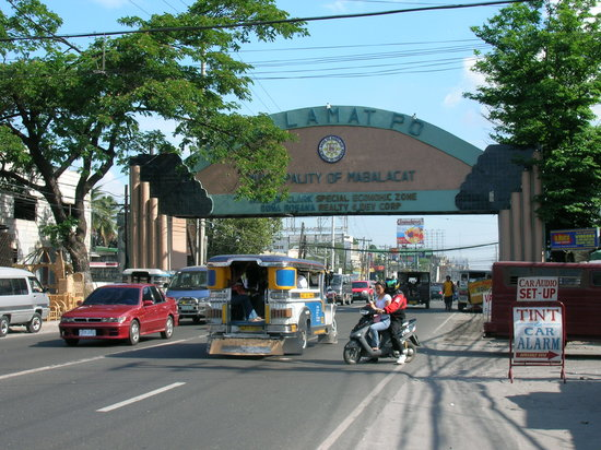 Restaurantes en Angeles City