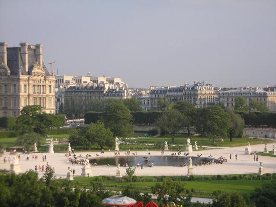 Hotel Brighton - Esprit de France: チュイルリー公園