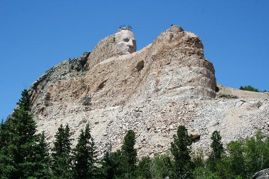 Sweetgrass Inn Bed & Breakfast: Crazy Horse Monument