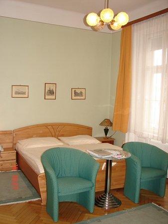 Hotel-Pension Lehrerhaus: Doppelzimmer Komfort 2