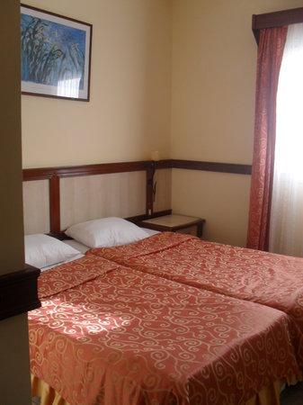 Hotel Marmara Mandarin: Chambre