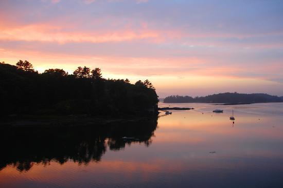 Ocean Gate Resort: Sunset Over The Harbor