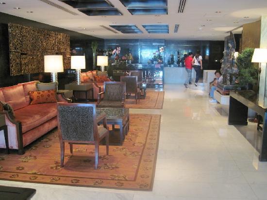 Mandarin Oriental, Hong Kong : Lobby
