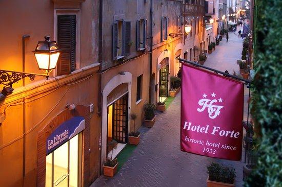 Hotel Forte: Logo