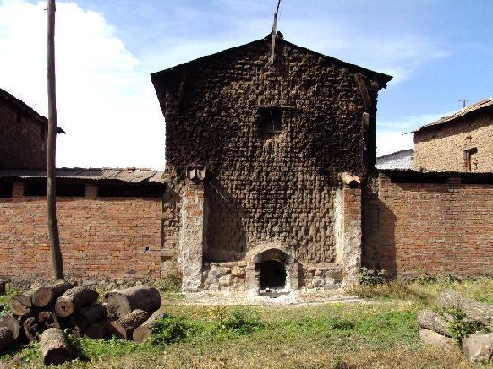 بو هوتل دي إنكنتو: Secadero de tabaco