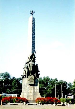 Komsomol Square