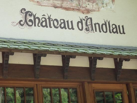 Hotel-Restaurant du Chateau d'Andlau: The Chateau
